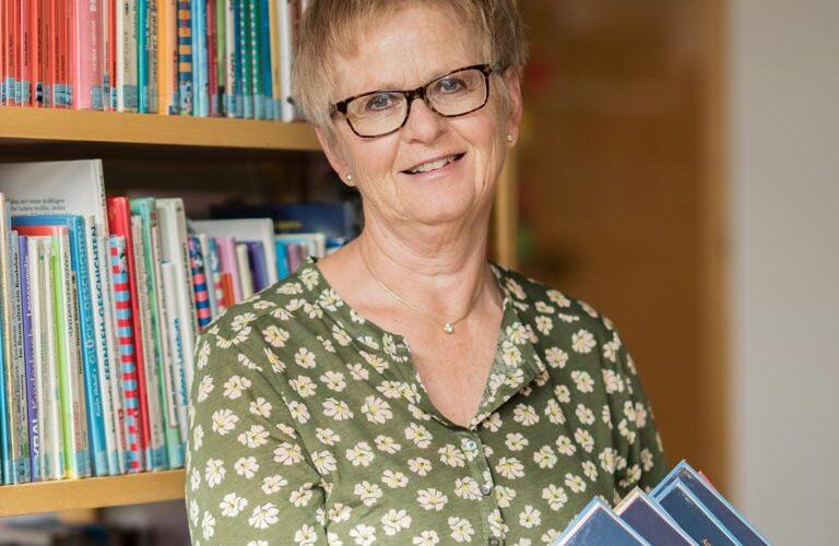 SR Dipl. Päd. Gertrud Sulzbacher