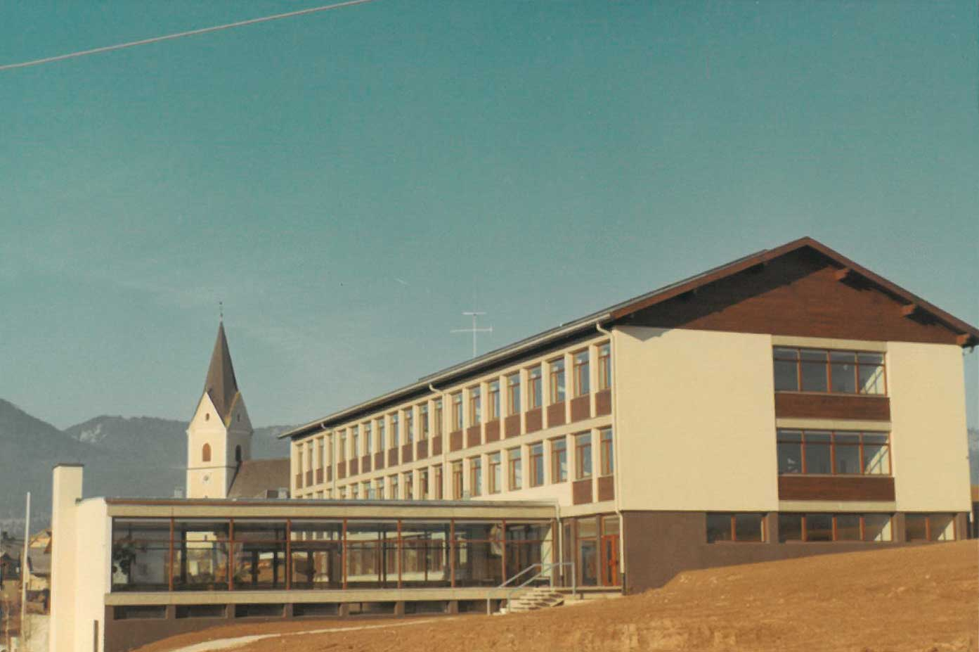 Hauptschule Bad Mitterndorf_1968