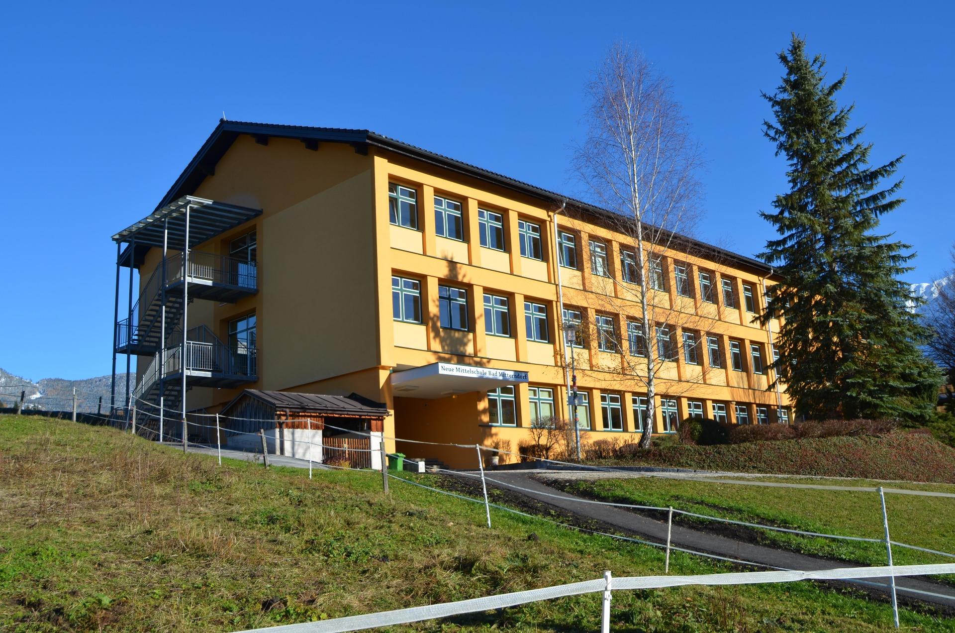 Mittelschule Bad Mitterndorf